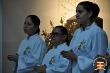 MISSA SOLENE - BATIZADOS, 1ª COMUNHÃO E CRISMA
